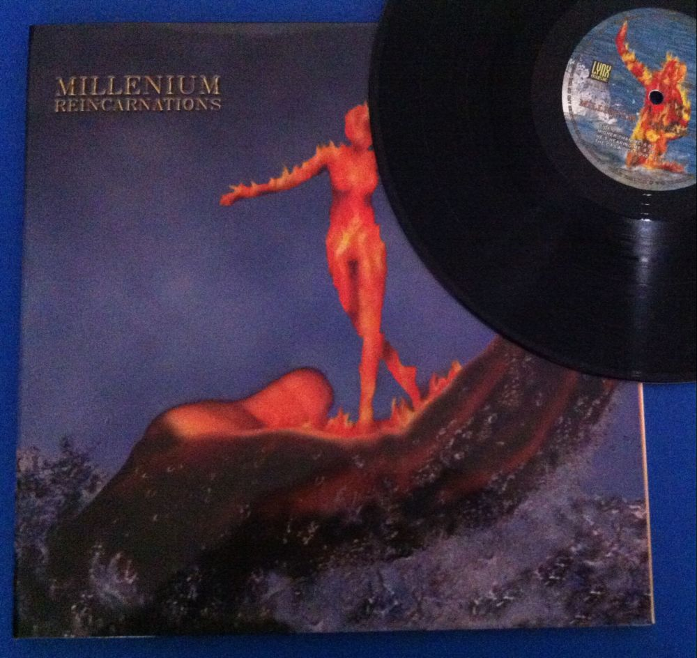 Reincarnations vinyl LP